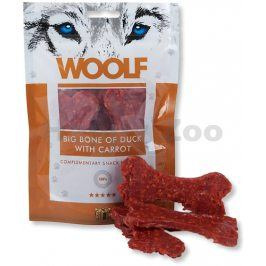 WOOLF Big Bone of Duck with Carrot 100g