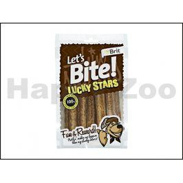 BRIT Lets Bite Fun & Reward! Lucky Stars 100g