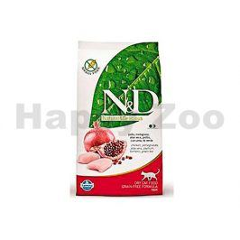 N&D Grain Free Prime Cat Adult Chicken & Pomegranate 1,5kg