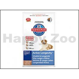 HILLS Canine Senior Lamb and Rice 12kg