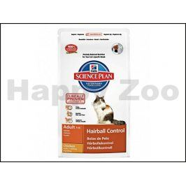 HILLS Feline Adult Hairball Control Chicken 5kg