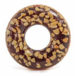 INTEX Nutty Chocolate donut, 56262NP
