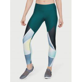 Kompresní legíny Under Armour Balance Q1 Graphic Legging Zelená